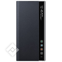 SAMSUNG CLEAR VIEW COVER BLACK FOR GALAXY NOTE 10