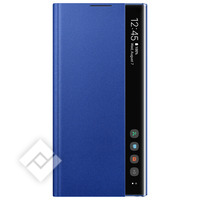 SAMSUNG CLEAR VIEW COVER BLUE FOR GALAXY NOTE 10PLUS