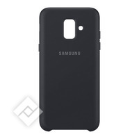 SAMSUNG DUAL LAYER COVER BLACK GALAXY A6