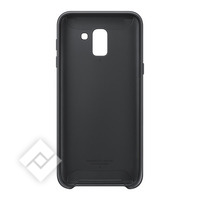 SAMSUNG DUAL LAYER COVER BLACK GALAXY J6