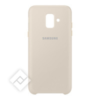 SAMSUNG DUAL LAYER COVER GOLD GALAXY A6