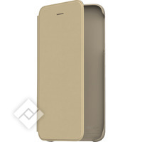 SAMSUNG FLIP WALLET GOLD GALAXY J4PLUS