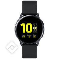 SAMSUNG GALAXY  WATCH ACTIVE 2 ALUMINIUM 40MM AQUA BLACK