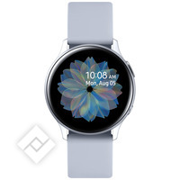 SAMSUNG GALAXY  WATCH ACTIVE 2 ALUMINIUM 40MM CLOUD SILVER