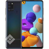 SAMSUNG GALAXY A21S 32GB BLACK + SIM