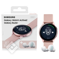SAMSUNG GALAXY WATCH ACTIVE 2 SPORT PACK GOLD