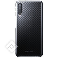 SAMSUNG JELLY COVER BLACK GALAXY A7 2018