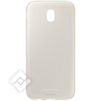 SAMSUNG JELLY COVER GOLD GALAXY J5 2017