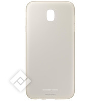 SAMSUNG JELLY COVER GOLD GALAXY J7 2017