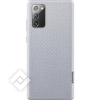 SAMSUNG KVADRAT COVER GREY NOTE 20