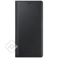 SAMSUNG VIEW WALLET LEATHER BLACK GALAXY NOTE 9