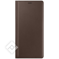 SAMSUNG VIEW WALLET LEATHER BROWN GALAXY NOTE 9