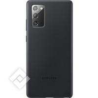 SAMSUNG LEATHER COVER BLACK NOTE 20