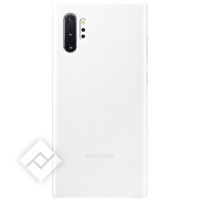 SAMSUNG LEATHER COVER WHITE FOR GALAXY NOTE 10PLUS