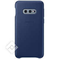 SAMSUNG LEATHER COVER NAVY GALAXY S10E
