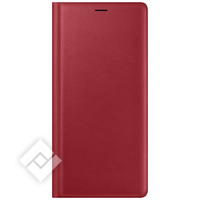 SAMSUNG VIEW WALLET LEATHER RED GALAXY NOTE 9