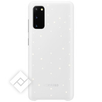 SAMSUNG LED cover white for Samsung Galaxy S20