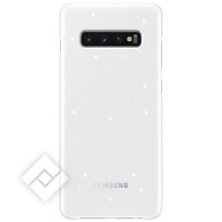 SAMSUNG LED COVER WHITE GALAXY S10 PLUS