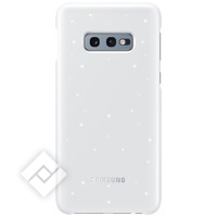 SAMSUNG LED COVER WHITE GALAXY S10E