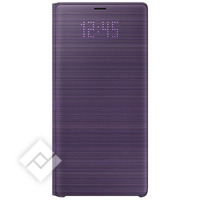 SAMSUNG LED VIEW COVER PURPLE GALAXY NOTE 9