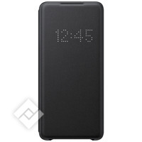 SAMSUNG LED VIEW COVER BLACK S20+