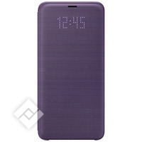 SAMSUNG LED VIEW COVER PURPLE GALAXY S9+
