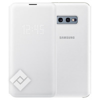SAMSUNG LED VIEW COVER WHITE GALAXY S10E