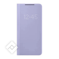 SAMSUNG LED VIEW COVER S21 PLUS VIOLET