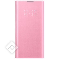 SAMSUNG LED VIEW COVER PINK FOR GALAXY NOTE 10