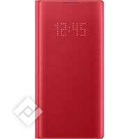 SAMSUNG LED VIEW COVER RED FOR GALAXY NOTE 10