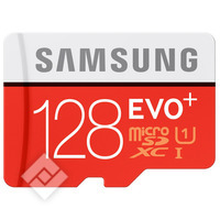 SAMSUNG MICROSDXC 128GB EVO+ ADAPTER
