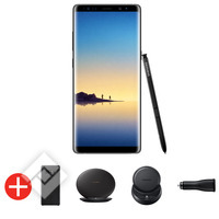SAMSUNG NOTE 8 BLACK EXECUTIVE PACK