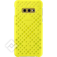 SAMSUNG PATTERN COVER WHITE/YELLOW GALAXY S10E