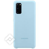 SAMSUNG Silicone cover Sky Blue for Samsung Galaxy S20