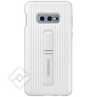 SAMSUNG PROTECTIVE STANDING COVER WHITE GALAXY S10E