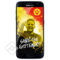 SAMSUNG GALAXY S7 BLACK RED DEVILS PACK