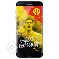 SAMSUNG GALAXY S7 EDGE BLACK RED DEVILS PACK