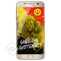 SAMSUNG GALAXY S7 GOLD RED DEVILS PACK