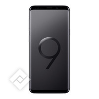 SAMSUNG GALAXY S9 PLUS BLACK 256GB DELUXE EDITION (HEADPHONE AKG + WIRELESS CHARGER)