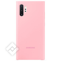 SAMSUNG SILICONE COVER PINK FOR NOTE 10PLUS