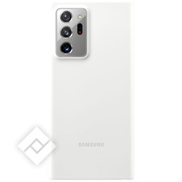 SAMSUNG SILICONE COVER WHITE NOTE 20 ULTRA