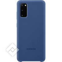 SAMSUNG SILICONE COVER BLUE S20