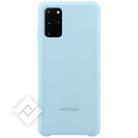 SAMSUNG Silicone cover Sky Blue for Samsung Galaxy S20 Plus