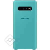 SAMSUNG SILICONE COVER GREEN GALAXY S10 PLUS
