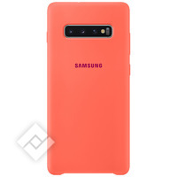 SAMSUNG SILICONE COVER PINK GALAXY S10 PLUS