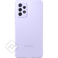 SAMSUNG SILICONE COVER VIOLET A72