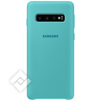 SAMSUNG SILICONE COVER GREEN GALAXY S10