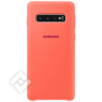 SAMSUNG SILICONE COVER PINK GALAXY S10