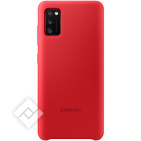 SAMSUNG SILICONE COVER RED GALAXY A41