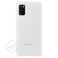 SAMSUNG SILICONE COVER WHITE GALAXY A41